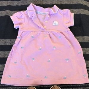 Baby girl Carters size 9m
